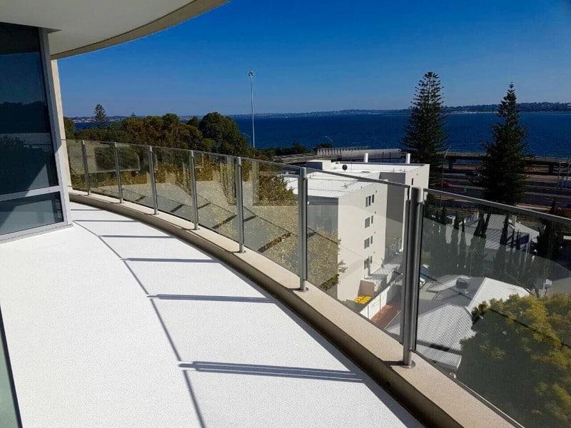 balcony epoxy floor 2