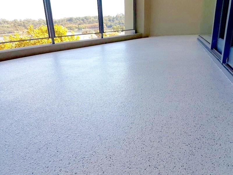 balcony epoxy resin flooring 1