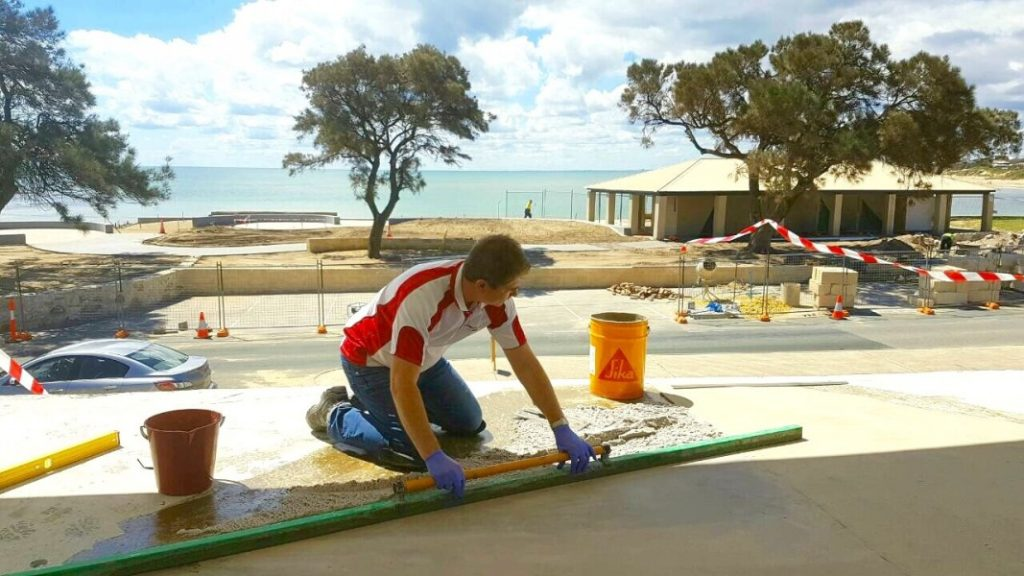 balcony resin flooring 1