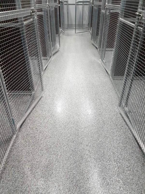 commercial epoxy resin flooring 2