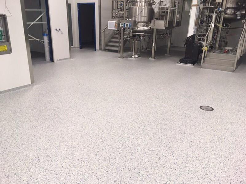 pharmaceutical epoxy resin flooring 3