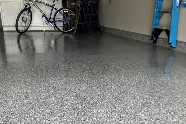 benefits of epoxy garage floors