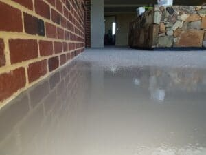 clever ways to use epoxy flooring in your home