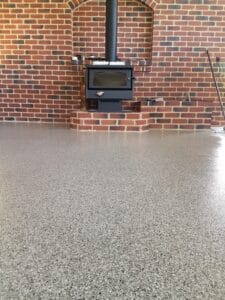is epoxy flooring cheaper than tiles